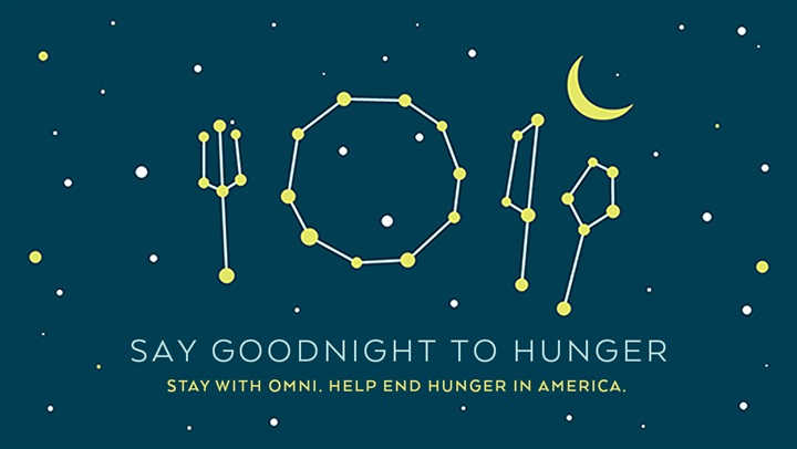 Say Goodnight to Hunger