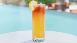 Wildflower Honey Punch cocktail