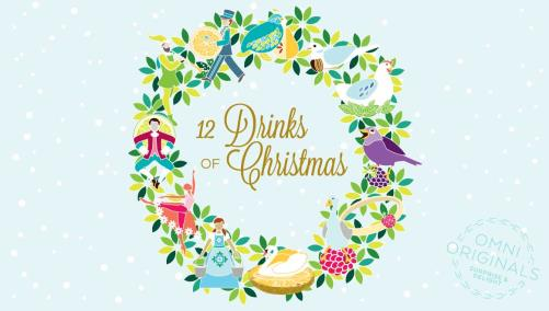 Omni Originals: Surprise and Delight - 12 Drinks of Christmas