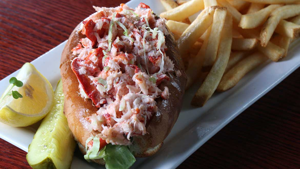 Lobster Slider