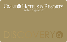 Discovery Gold Card