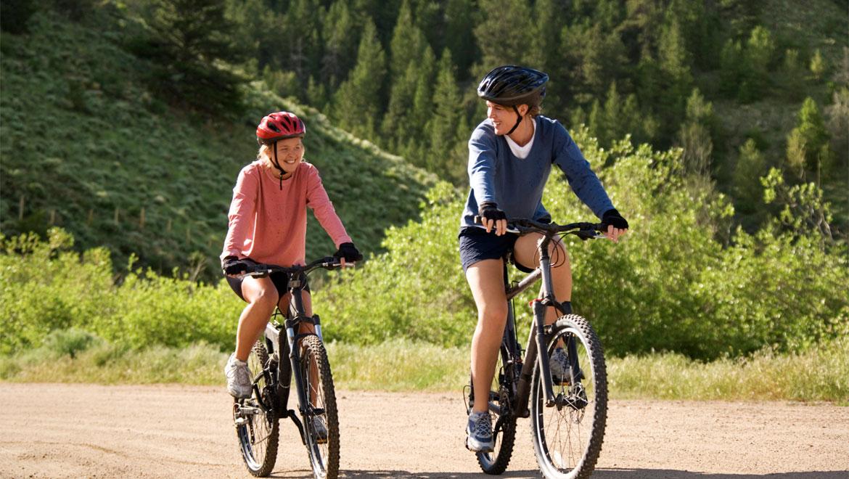 Bretton Woods Mountain Biking