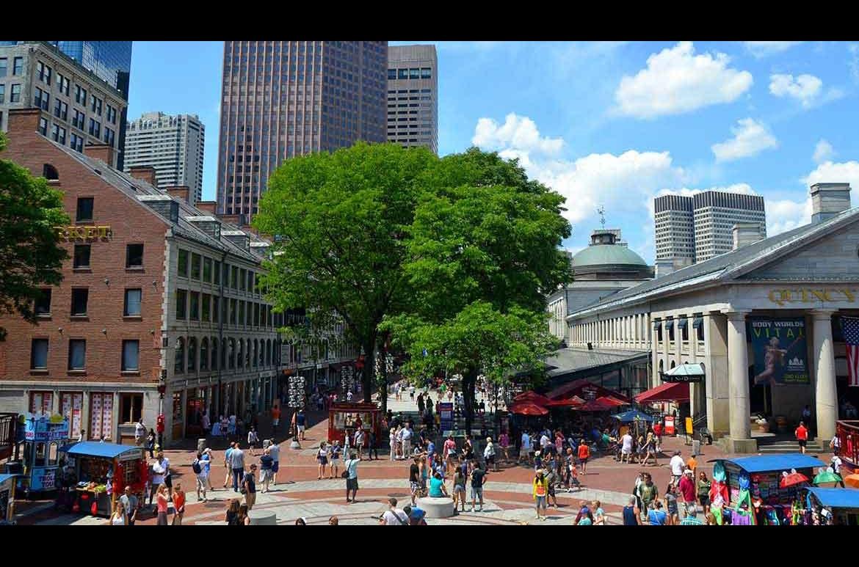Hotels Near Faneuil Hall Marketplace Boston Ma