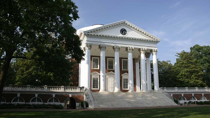 University of Virginia campus