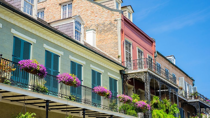 New Orleans Neighborhood
