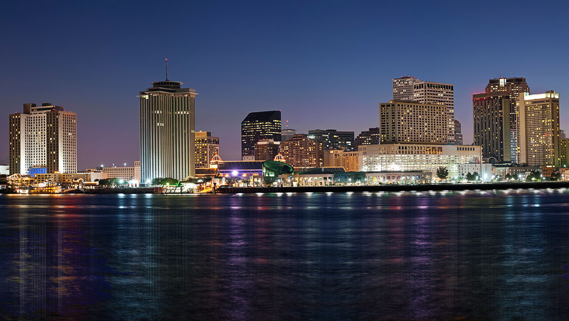 New Orleans Events Omni Riverfront Hotel