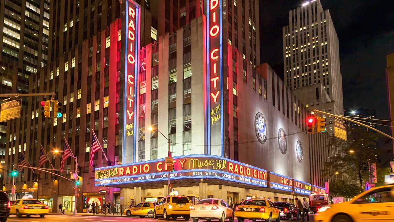 Картинки по запросу Radio City Music Hall