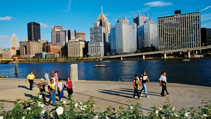 Pittsburgh Segway In Paradise Tours