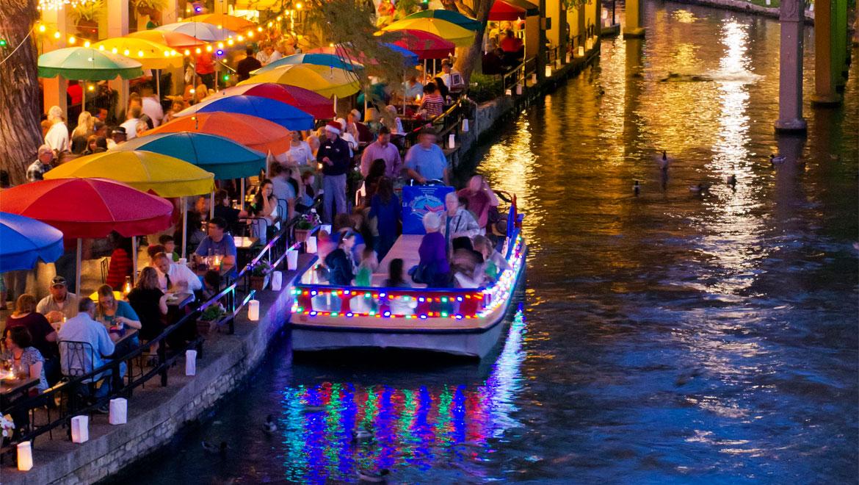 San Antonio Restaurants Riverwalk Dining Omni La