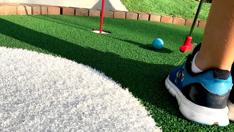 Mini Golf Course Omni Orlando Resort At Championsgate