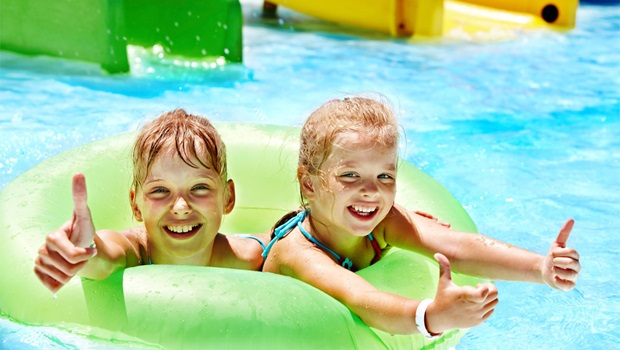 Hurricane Alley Waterpark Family Package