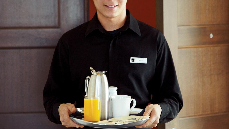 Online Room Service | Omni San Diego Hotel