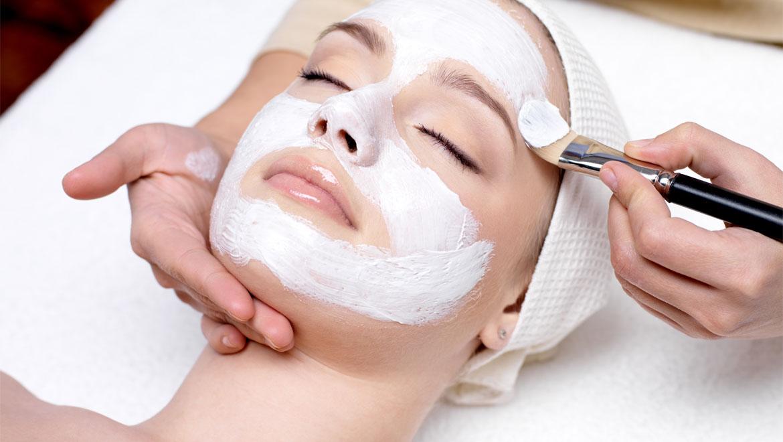 Confirm. facial spa services
