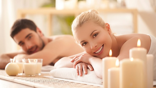 Spa and Strawberries Romance Package