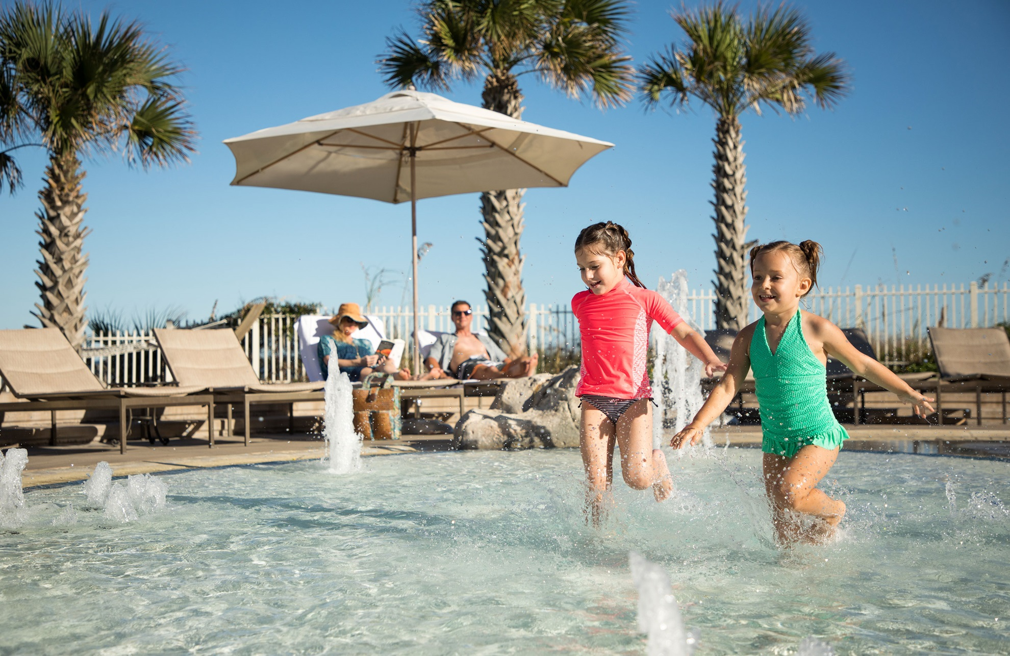 Omni Amelia Island Resort Pools