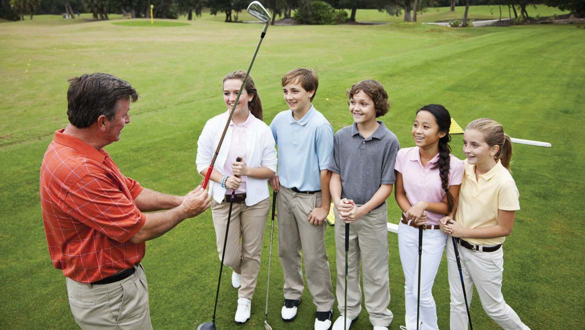 Kids Golf Clinic