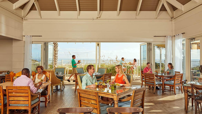 Amelia Island Restaurant Oceanside