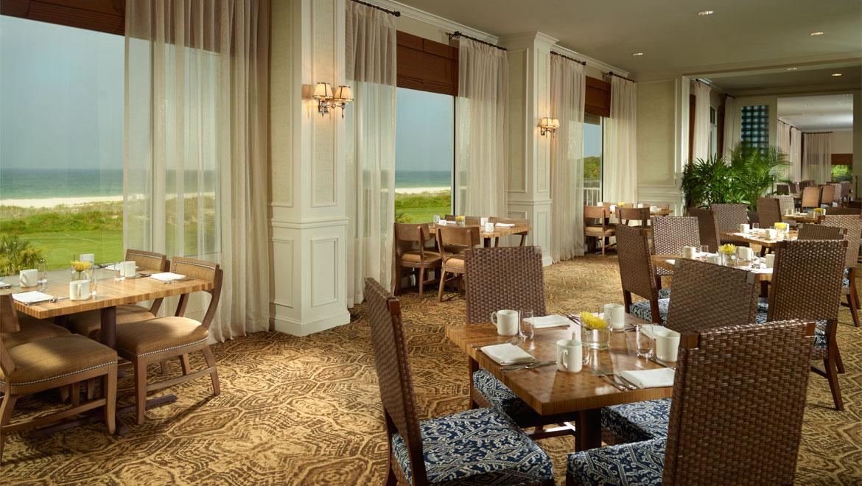 Breakfast Amelia Island Sunrise Cafe Omni Resort