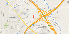 Map location of Omni Hotel at the Battery Atlanta