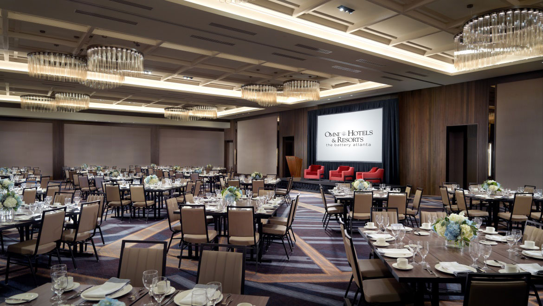 Omni Hotel Dallas Event Rooms