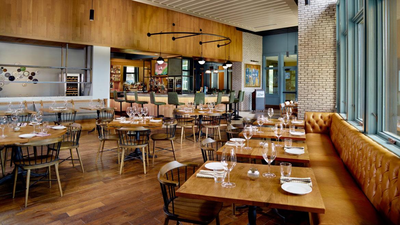 Fine Dining Atlanta Hotel Restaurant Omni Hotel At The