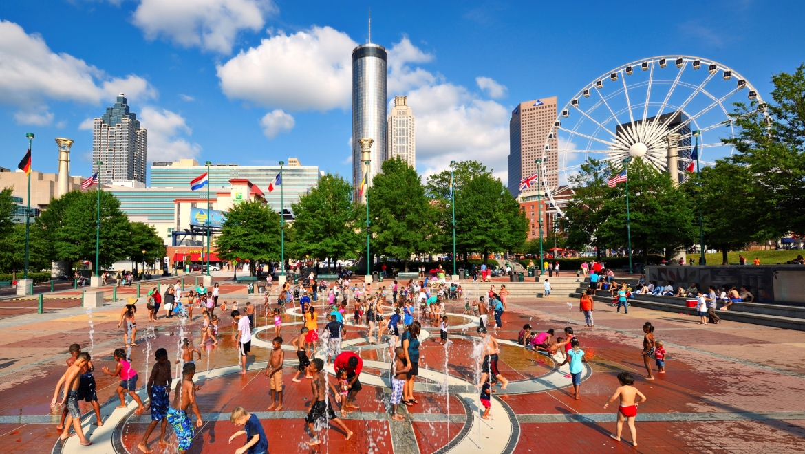 Hotels Near Centennial Olympic Park