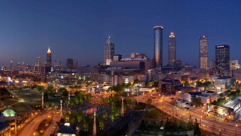Atlanta City View Hotels