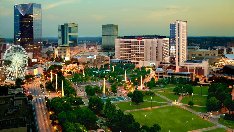 Omni Atlanta Hotel At Cnn Center Atlanta, Ga