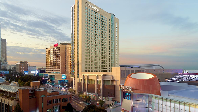 Hotels Around La Convention Center