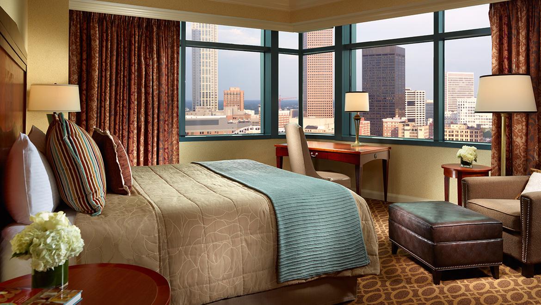 1 Bedroom Flat Balcony
