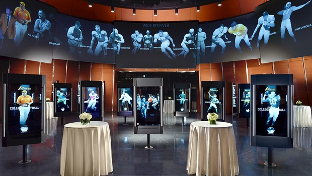 College Football Hall of Fame Connection Package