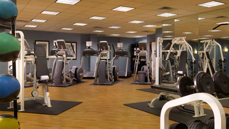 Downtown Austin Hotel With Gym | Omni Austin Hotel Downtown