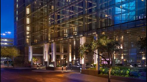 Austin Meeting Floor Plans | Omni Austin Hotel Downtown on