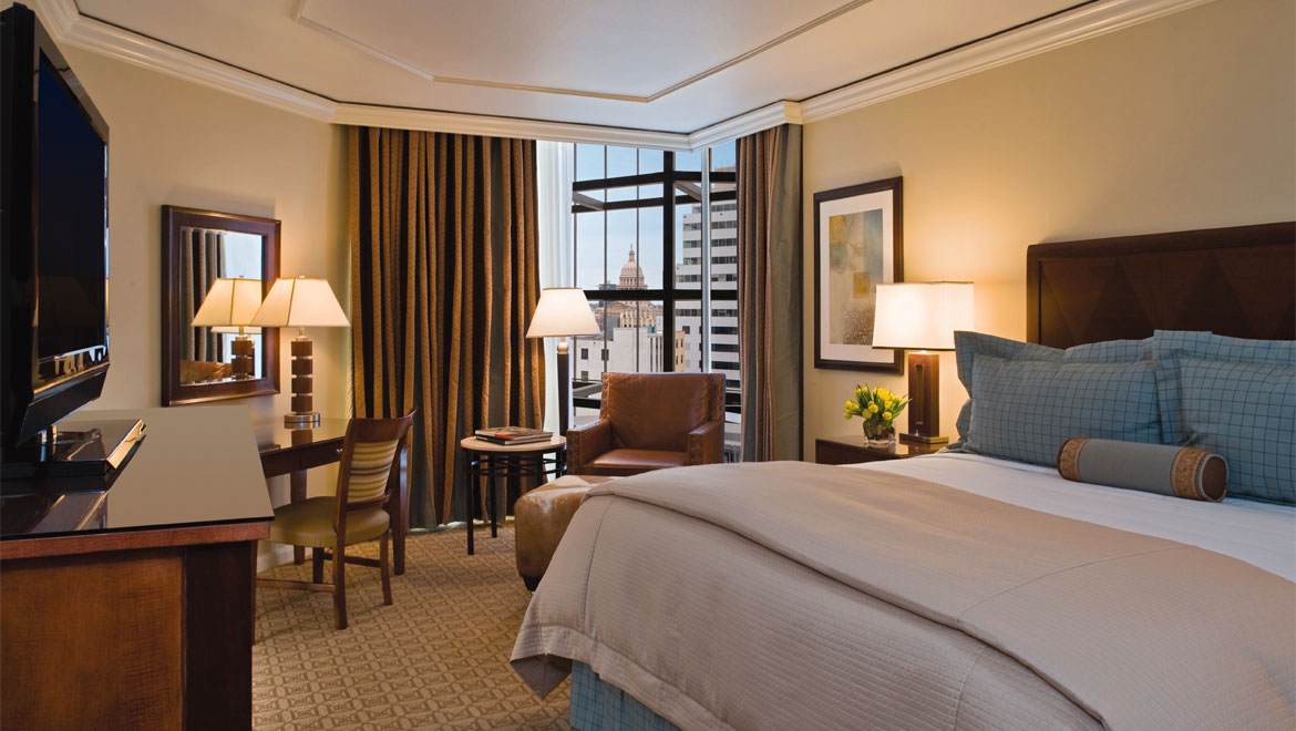 Downtown Austin Hotel Rooms And Suites Accommodations