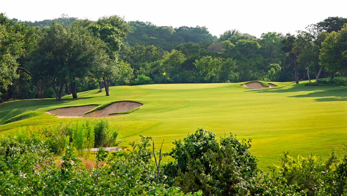 Fazio Canyons course at Barton Creek