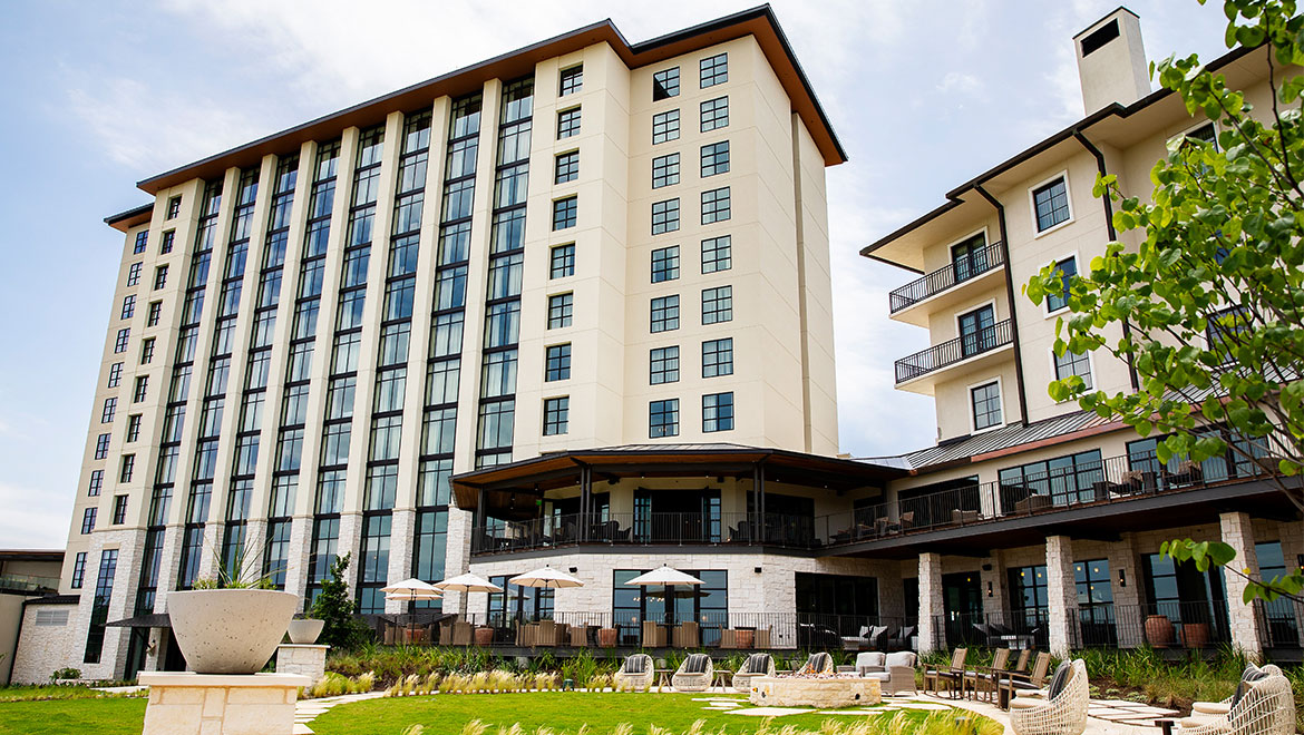 Omni Barton Creek Resort Exterior