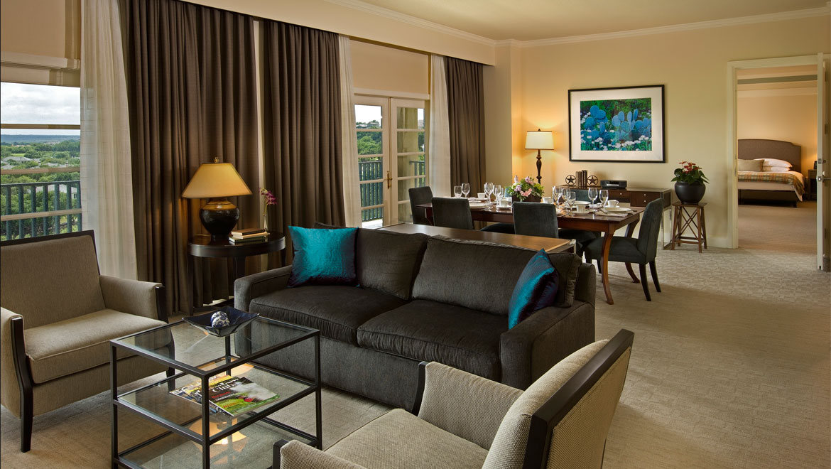 Fazio Suite at Barton Creek