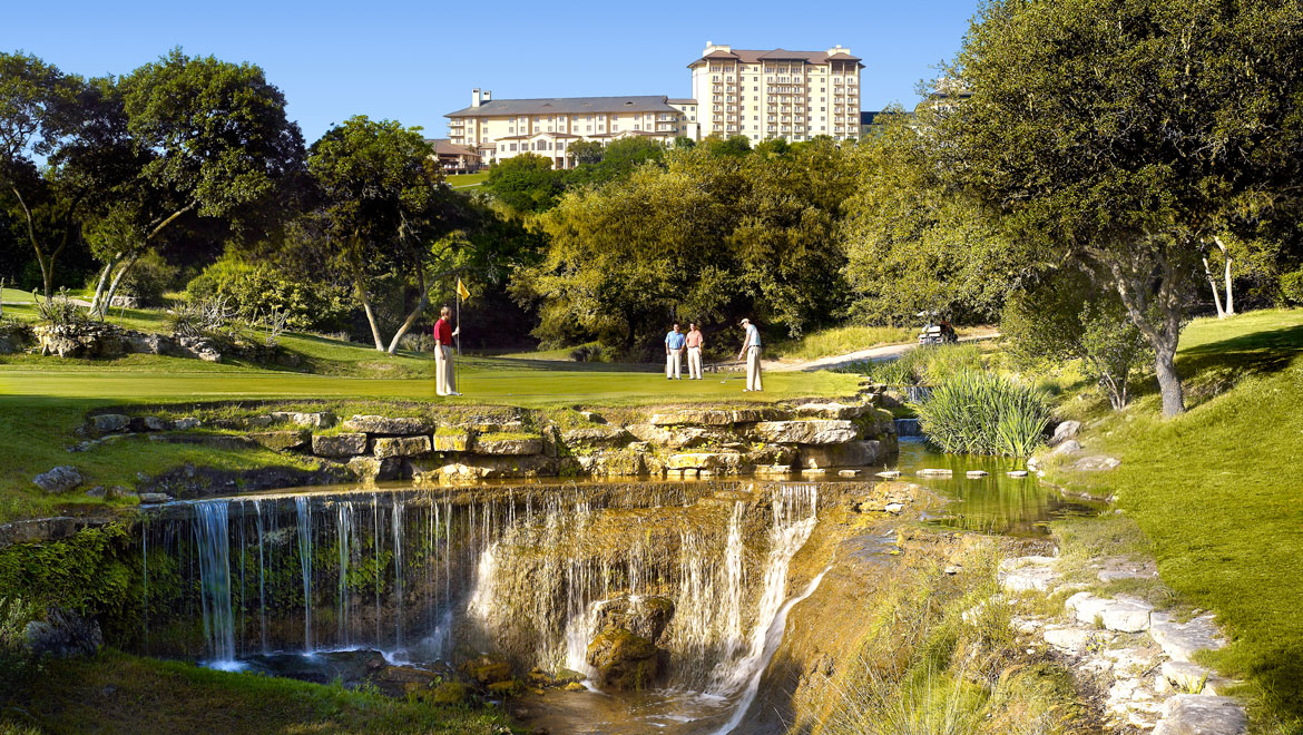 Golf at Omni Barton Creek
