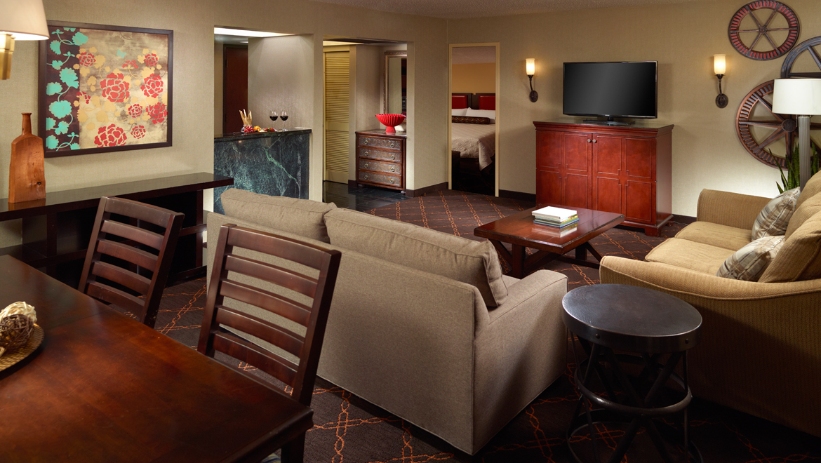 South Texas Room Reservation