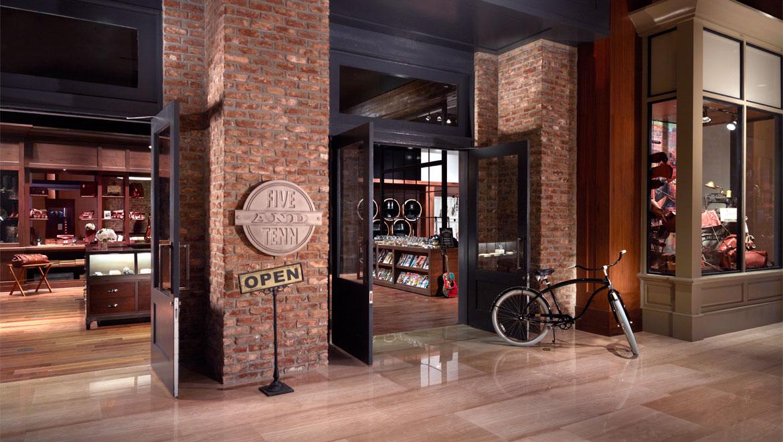 Nashville General Store | Five and TENN | Omni Hotel
