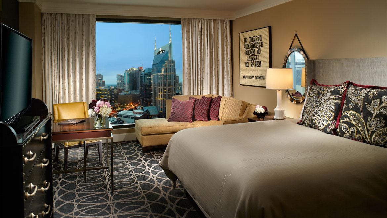 Downtown La Hotel Rooms