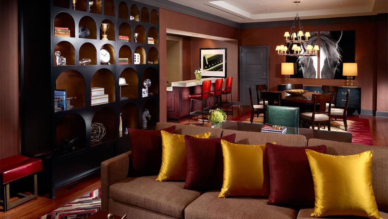 Omni Nashville Hotel Room Queen Bed
