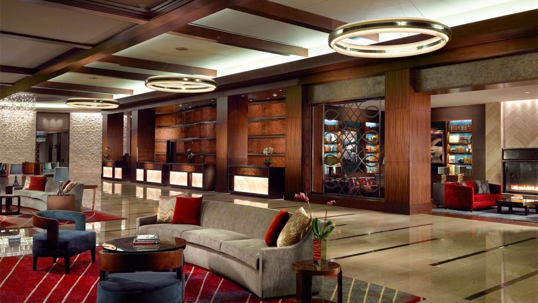 Nashville Hotel Lobby