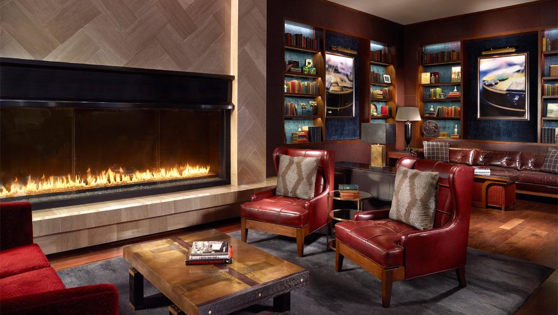 Lobby Lounge Nashville Hotel