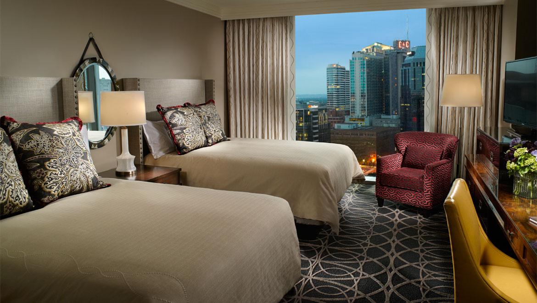 Omni Hotel Rooms Nashville