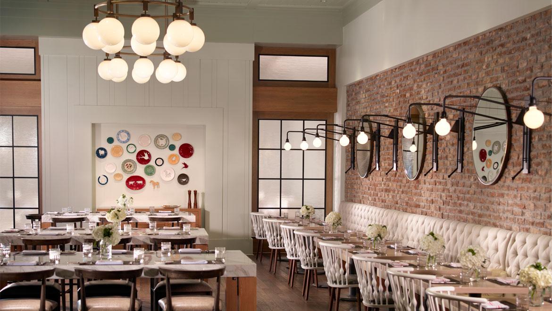 Kitchen Notes Restaurant Omni Nashville Hotel
