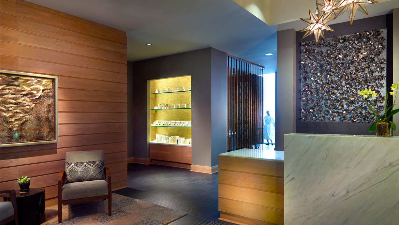 Nashville nail salons mokara spa omni nashville for Hotel design spa