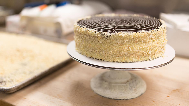 Fine Boston Cream Pie Delivery Omni Parker House Funny Birthday Cards Online Unhofree Goldxyz