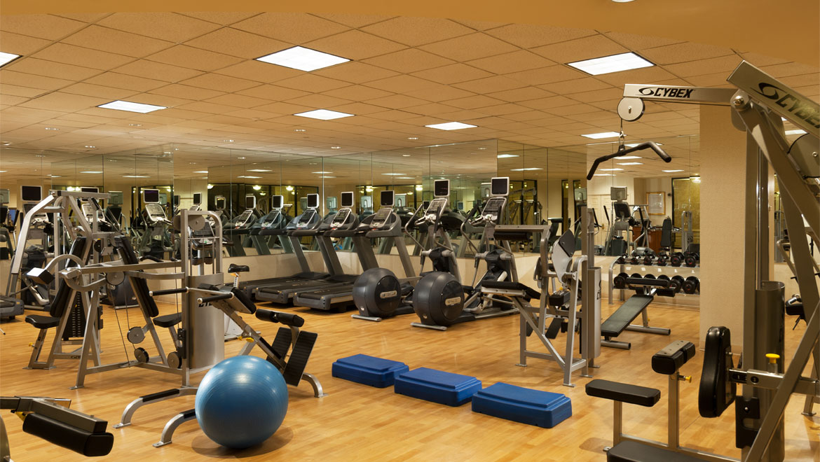 Fitness Center Boston