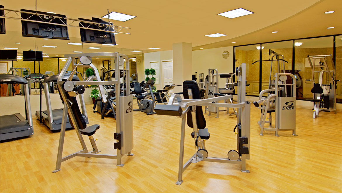 Boston Fitness Center